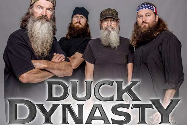 """Duck Dynasty"" (Producer)"